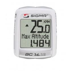 Compteur Sigma BC 14.12 ALTI