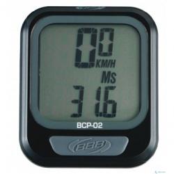 Compteur BBB BCP-02 9 fonctions fils